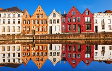 Flandre : week-end 2j/1n en hôtels 3* & 4* à Bruxelles, Anvers ou Bruges