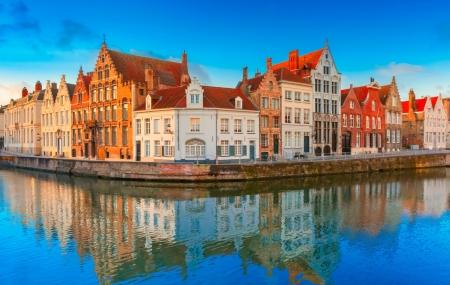 Bruges : enchère week-end romantique 2j/1n à 3j/2n en hôtel 4*