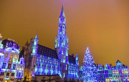 Bruxelles, marché de Noël : week-end 2j/1n en appart'hôtel + petit-déjeuner, - 30%