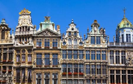 Bruxelles : week-end 2j/1n en hôtel 4* très bien situé + petit-déjeuner