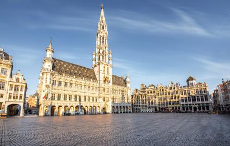 Bruxelles : particulier à particulier, week-ends 3j/2n, dispo de janvier à août