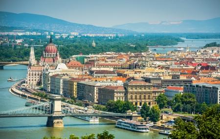 Budapest : vente flash, week-end 3j/2n en hôtel 4* + petits-déjeuners