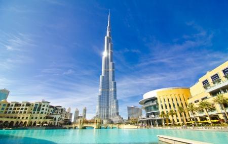 Dubaï : vente flash, week-end 4j/3n en hôtel 4* + petits-déjeuners + vols