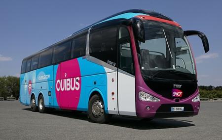 OUIBUS : Profitez des petits prix en France et en Europe dès 5 €/pers.