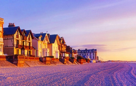 Normandie, Cabourg : vente flash, week-end 2j/1n en hôtel 4* + petit-déjeuner & spa marin, - 53%