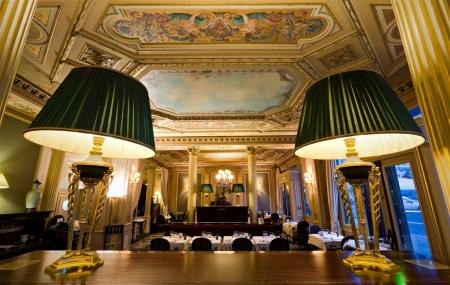 Paris : vente flash déjeuner ou dîner dans un restaurant d'exception, - 33%