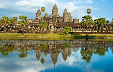 Cambodge : circuit 13j/10n en hôtels + petits-déjeuners et repas mentionnés + vols