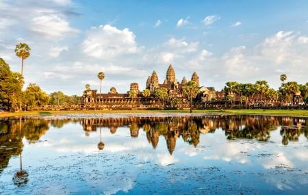 Cambodge : vente flash, circuit 10j/7n en hôtels 5* avec petits-déjeuners + transferts et vols