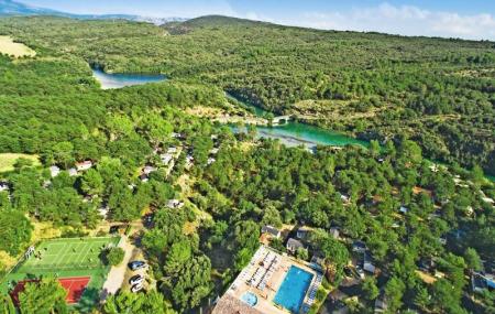 Gorges du Verdon, camping 4* : 8j/7n en mobil-home au pied des gorges, - 34%