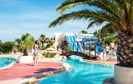Languedoc, camping 4* : 8j/7n en mobil-home + parc aquatique, dispos printemps/été, - 31%