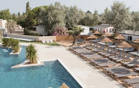Languedoc : vente flash, 8j/7n en camping 4* avec 2200 m² d'espace aquatique