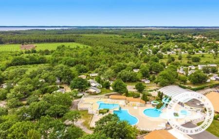 Landes, camping 4* dispos août : 8j/7n en mobilhome + parc aquatique en bord de lac, - 56%