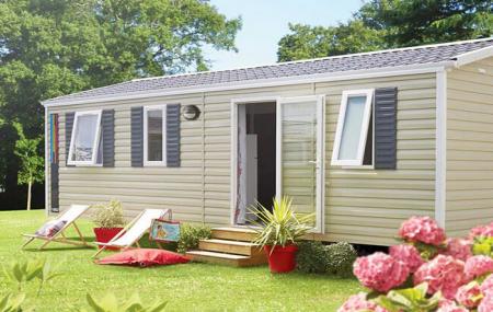 Île d'Oléron, camping 3* : 8j/7n en mobil-home avec piscine chauffée, animations...