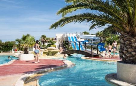 Languedoc : camping 4* 8j/7n en mobil-home + parc aquatique, accès direct à la plage, - 39%