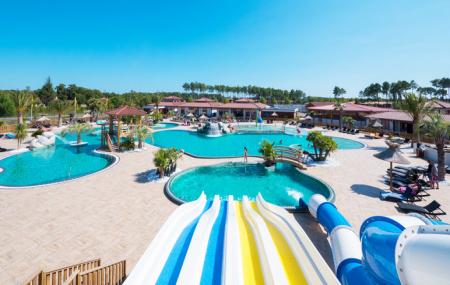 Landes, Biscarrosse : camping 5* 8j/7n en mobilhome + parc aquatique, accès direct à la plage