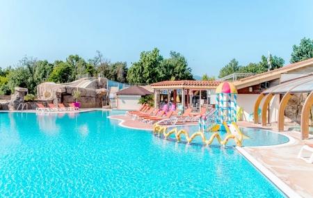 Argelès s/mer, camping 5* : 8j/7n en mobil-home + parc aquatique & animations