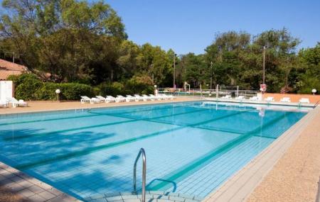 Proche Saint-Tropez, camping : 8j/7n en mobil-home avec piscine, proche plage, - 14%