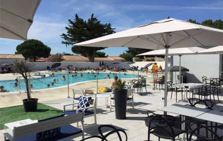 Île de Ré : vente flash, 8j/7n en mobil-home proche plage + parc aquatique, - 41%