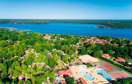 Landes, camping 4* : 8j/7n en mobil-home + parc aquatique, accès direct au lac, - 38%