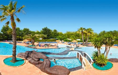 Languedoc, camping 4* : vente flash, 8j/7n en mobil-home + piscine et parc aquatique