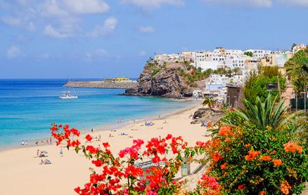 Îles Canaries : combiné 8j/7n en hôtels 3* + petits-déjeuners  & vols