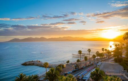Cannes : week-end 2j/1n en hôtel 4* + petit-déjeuner + accès spa