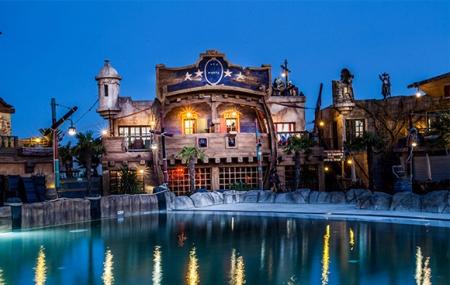 Cap d'Agde : vente flash 2j/1n, week-end pirate 4* + parc aquatique, - 31%