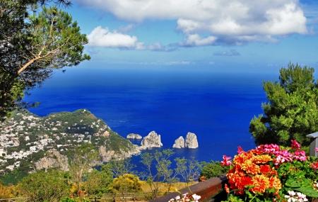 Îles italiennes : circuit Ischia, Capri & Procida, 8j/7n en hôtel 4* en pension complète + vols