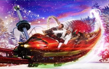 Europa Park Noël : vente flash, 1 à 3 nuits en hôtel 3* + petit-déjeuner + accès au parc