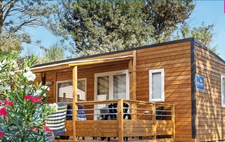 Campings bien-être en France : 8j/7n en mobil-home, - 25%