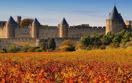 Carcassonne : vente flash, week-end 2j/1n en hôtel 4* + petit-déjeuner + visite du château, - 40%