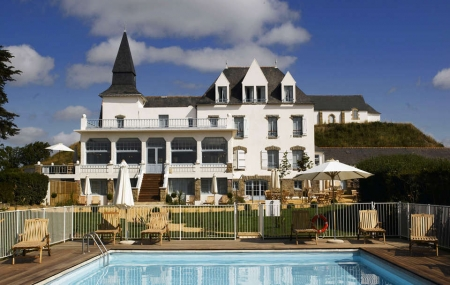 Baie de Quiberon : vente flash week-end 2j/1n en hôtel 3* + petit-déjeuner & dîner, - 46%