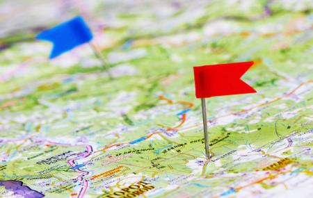 Randonnées en France : cartes personnalisées pour parcours piéton, cyclable, équestre...