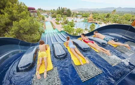 PortAventura World : de 2j/1n à 6j/5n en hôtels 4* + accès à PortAventura et Ferrari Land