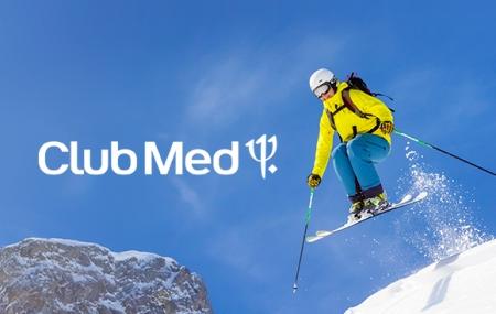Club Med - Color Days, jusqu'à - 500 €/pers. cet hiver au ski ou au soleil