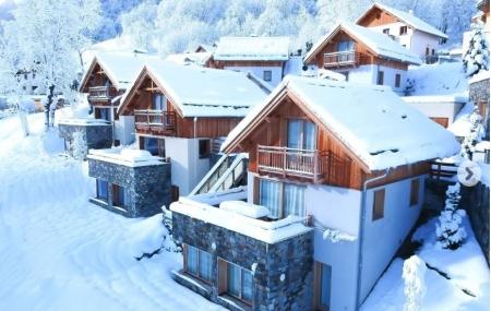 Ski : locations chalets grandes capacités, 8j/7n avec forfait