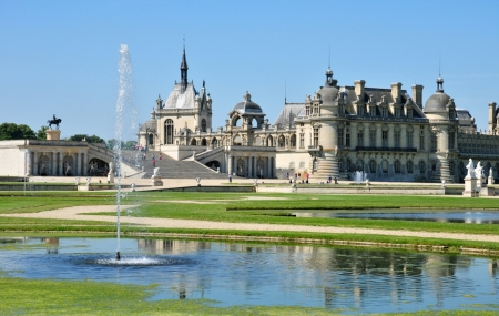 Chantilly : vente flash week-end 2j/1n en hôtel 4* & visite du Domaine incluse, - 40%
