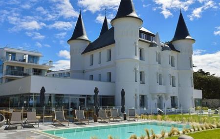 Baie de La Baule : vente flash week-end 3j/2n en hôtel thalasso 4* + accès parcours aquatique