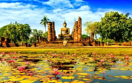 Thaïlande : circuit 15j/12n en hôtels + petits-déjeuners + excursions + vols