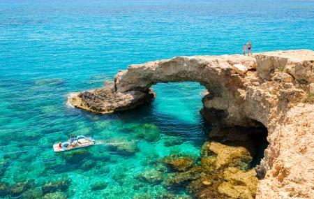 Chypre : 1ère minute, enchère, séjour 8j/7n en hôtel 4* + demi-pension