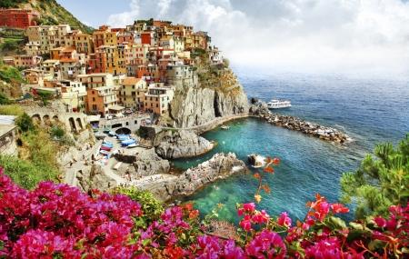 Italie, Cinque Terre : week-end 2j/1n en hôtel 3* + petits-déjeuners
