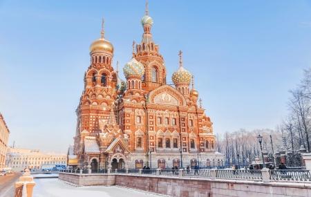 Russie, St-Pétersbourg & Moscou : circuit 8j/7n en hôtels + pension + excursions & vols