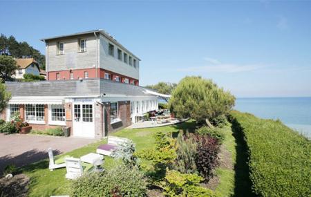Baie de Somme : vente flash, 2j/1n en hôtel vue mer + petit-déjeuner et dîner & spa, - 40%