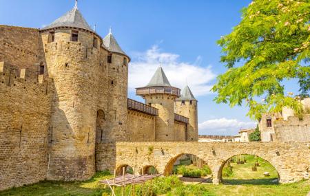 Carcassonne : vente flash, 2j/1n en hôtel 4* + petit-déjeuner + visite & dégustation, - 61%