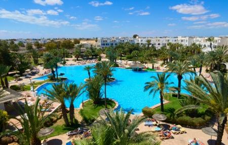 Djerba : vente flash, séjour 8j/7n en hôtel 4* tout compris, - 77%