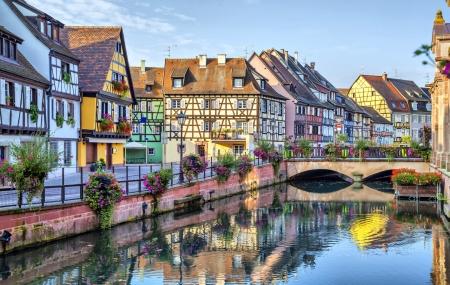 Alsace, Colmar : week-end 2j/1n en hôtel 3* + petit-déjeuner & dîner, - 25%