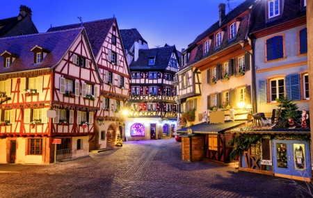Colmar : week-end 2j/1n à 4j/3n en hôtel 3* + petit-déjeuner & dîner