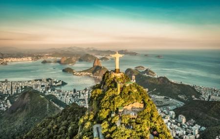 Brésil : combiné 9j/6n en hôtels 3* + petits-déjeuners & vols