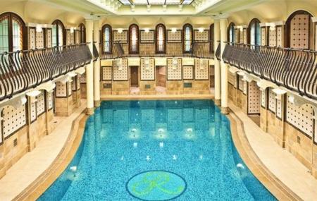 Week-ends Spa 5* : 3j/2n en hôtels-spa d'exception en Espagne, Portugal, Italie...