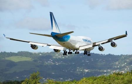 Corsair : promo billets d'avion Paris - Fort-de-France (Martinique)